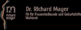 Dr. Richard Mayer – FA für Frauenheilkunde und Geburtshilfe Logo